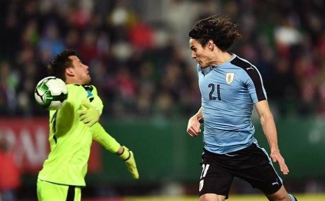 Uruguay perdió en Viena