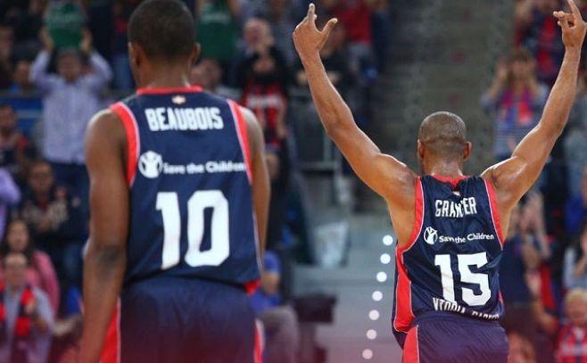 Gran triunfo del equipo de Granger