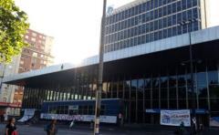 AEBU ocupa edificio del BROU y comienza paro a las 16 horas