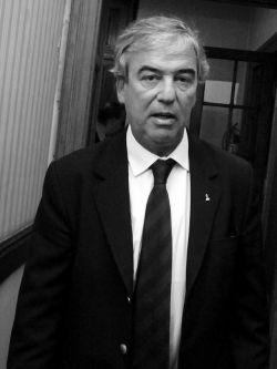 Luis Alberto Heber, senador y presidente del Partido Nacional. Foto: Ricardo Antúnez/ Adhoc