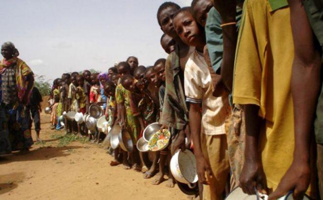 Aumentó el número de niños raquíticos en África
