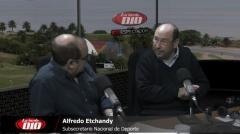 """Alfredo Etchandy: """"Los interventores funcionarán como si fueran las autoridades de la mutual�"""