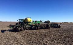 Cae la expectativa de buen rendimiento en cosecha de trigo y cebada