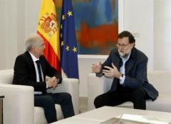 El opositor venezolano Antonio Ledezma llega a Madrid