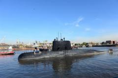 La Armada uruguaya se suma a la búsqueda del submarino argentino desaparecido