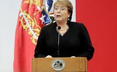 Bachelet: es importante que la gente vaya a votar y elija a quién quiera
