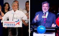 Piñera y Guillier disputarán la presidencia de Chile el próximo 17 de diciembre