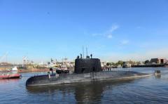 Armada argentina intensifica la búsqueda del submarino desaparecido