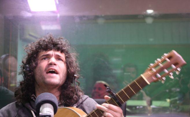 Dinamita Pereda, músico / . El Espectador, Enzo Adinolfi