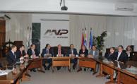 Autoridades de Uruguay y Paraguay acordaron una solución al atraso en el puerto de Montevideo
