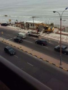 Demolieron el cine de la playa brava de Malvín