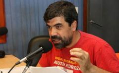 """Andrade sobre UPM: """"no era la negociación que queríamos"""""""