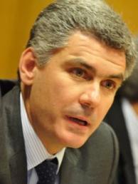 Rodrigo Goñi, diputado del Partido Nacional