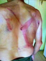 Piden procesamiento sin prisión a capataz que golpeó a un peón con un rebenque