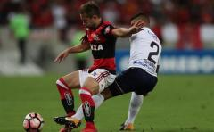 Flamengo lo dio vuelta para ir con ventaja a Colombia