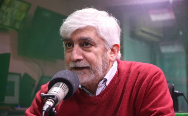 Juan Grompone, ingeniero industrial / . El Espectador, Enzo Adinolfi