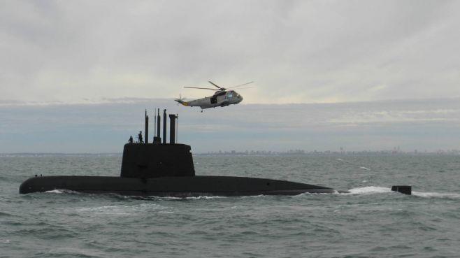 La Armada y el gobierno argentino en el punto de mira