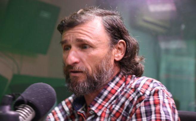 César Vega, líder del PERI / . El Espectador, Enzo Adinolfi