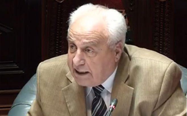 Cinco ministros dan detalles del proyecto UPM en el Senado