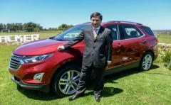 General Motors lanza la Nueva Chevrolet Equinox, el balance perfecto entre diseño y tecnología