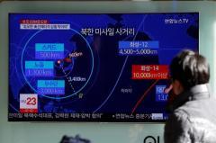Piden máxima presión sobre Corea del Norte tras su último misil