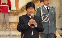 """Morales va por el cuarto mandato: """"voy a ser candidato en 2019"""""""