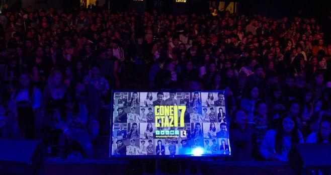 """""""Conecta2"""" presentó nueve charlas de lujo para los jóvenes"""