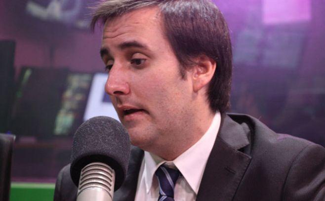 Conrado Rodríguez, diputado colorado / . Foto: El Espectador