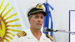 "Armada argentina expresa ""congoja"" por ""pérdida"" de tripulantes del submarino"
