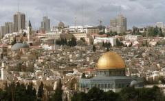 Jordania advirtió a EEUU sobre el peligro de declarar Jerusalén capital de Israel
