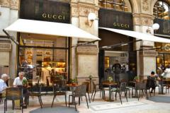 La policía italiana investiga a Gucci por presunta evasión fiscal