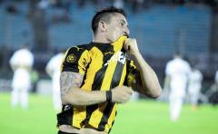 """Con gol del """"Cebolla"""", Peñarol se quedó con la Anual"""