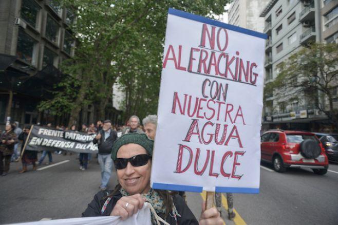 Diputados dijo NO al fracking
