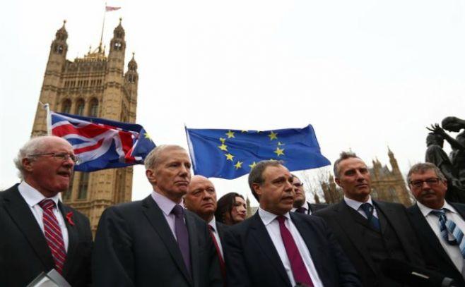 ¿Cuánto le costará a Reino Unido el Brexit ?