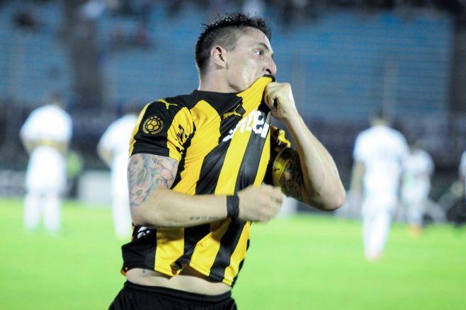 Peñarol Campeón de la Tabla Anual. Javier Calvelo/ADHOC FOTOS