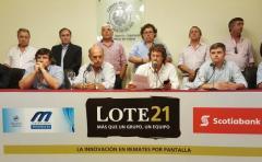 Lote 21: Con nuevo presidente y ganados destacados