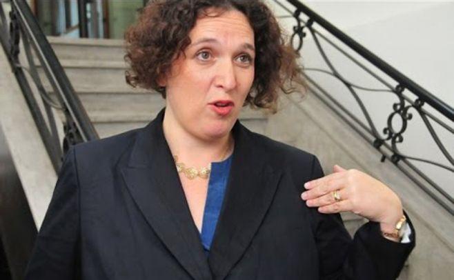Nin Novoa convocó a embajadora israelí para que