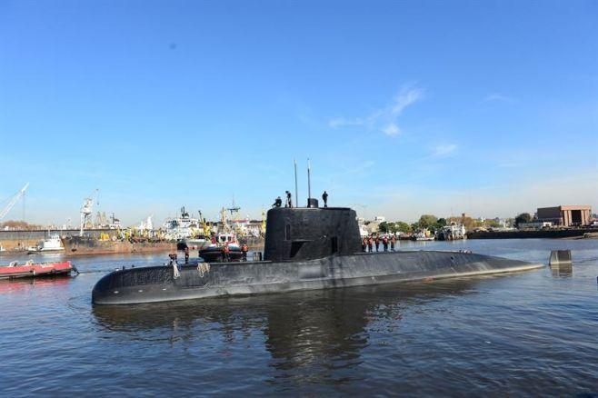 Empresas alemanas bajo sospecha en caso del submarino argentino