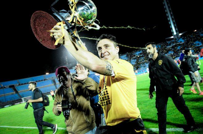 Peñarol campeón uruguayo 2017. Javier Calvelo/ adhocFOTOS