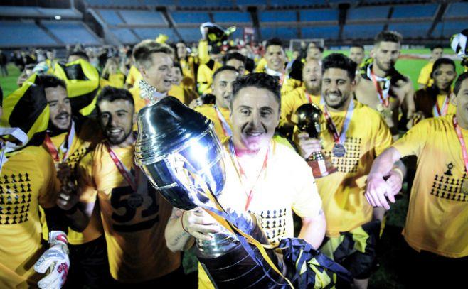 Peñarol campeón uruguayo 2017