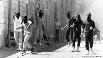 Cronología de la Intifada