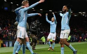 Manchester City se despega