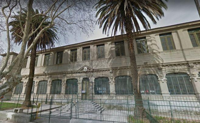 Escuela Nº53.. Google Street View