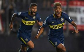 Manda Boca Juniors
