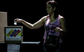 Oposición venezolana denunció fraude en las elecciones municipales del domingo
