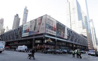 """Alcalde de Nueva York aseguró que explosión en estación fue un """"atentado terrorista"""""""