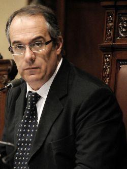 José Carlos Mahía, diputado del Frente Amplio. Foto: Javier Calvelo/ Adhoc
