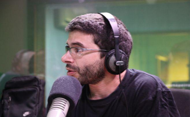 Óscar Lanza, integrante Mesa / . El Espectador, Enzo Adinolfi