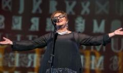 Laura Canoura vivió una noche inolvidable en el Auditorio Nacional