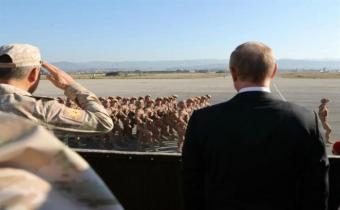 Putin ordena retirada parcial de tropas rusas en Siria
